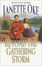 Beyond the Gathering Storm Canadian West series Book 5 Janette Oke FREE SHIPPING