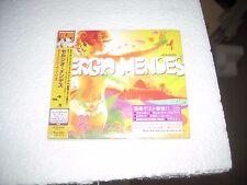 SERGIO MENDES - ENCANTO + BONUS TRACK  - JAPAN CD DIGIPACK