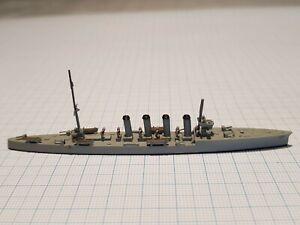 "Navis NM741 ""Admiral Spaun"" Cruiser Austris-Hungary WWI 1910 1/1250 waterline"