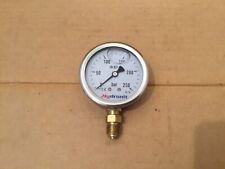 HYDRONIT EN 837-1 250PSI Pressure Gauge