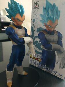 Officiel Banpresto Dragon Ball Super DXF Vol.5 Super Saiyan God Super Saiyan