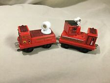 Thomas Tank Engine Metal Diecast Train Take Along N Play Spotlight Hose Car 2004