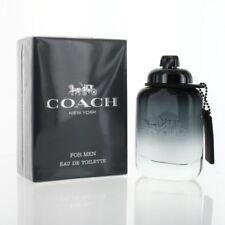 COACH NEW YORK  By Coach Eau De Toilette Spray 100ml / 3.3oz For Men NIB