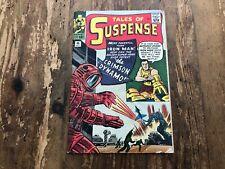 Tales of Suspense #46 (1963, Marvel Comics) 1st App Crimson Dynamo, Kirby, Lee T