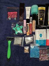 Ladies Bundle 40+ Items E.L.F,Summers Eve,L'Oreal', Chap Stick & More