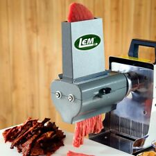 Jerky Slicer and Tenderizer LEM Meat Grinder Attachment