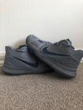 Urban Logik para Hombres Niños Nuevo Negro Informal Hi Top Zapatillas Zapatos Uk Size 5