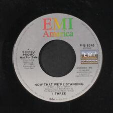 I-THREE: Now That We're Standing / Same 45 (dj) Reggae