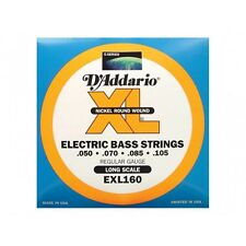 D'addario El. Bass Nickel Wound 050-105 EXL-160, I2*