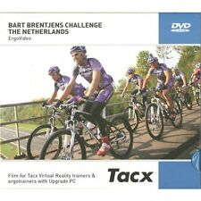 Tacx Real Life Video DVD Bart Brentjens Challenge For Virtual Reality Trainer
