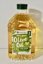 Member's Mark 100% Pure Olive Oil Mild Flavor Net 101 FL OZ 3 Liter