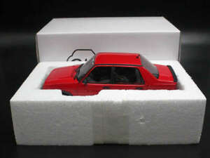 1:18 VW Jetta GTX 16V Red Resin Vehicle Models Toys Limited Edition Car Gift