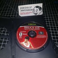 BRUCE LEE QUEST OF THE DRAGON XBOX (DISC ONLY) ACTION ADVENTURE FIGHTING