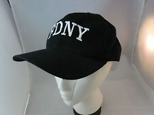 FDNY New York Fire Dept. Baseball Cap; Pre-owned VGC; Clean! FREE SHIPPING