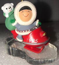 Frosty Friends 1995 Sixteenth In Series Ornament Hallmark Christmas Tree 16th 95