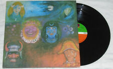 KING CRIMSON in the wake of poseidon LP original 1970 atlantic SD 8266 near mint