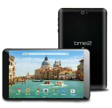 """time2 Android 7.0 Tablet Phablet 8"""" Inch 3G Dual SIM 16GB WIFI Google Certified"""