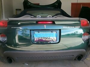 Special Listing... Pontiac Solstice Honeycomb Or Slotted Backup Light Covers!