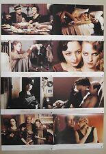(Z002) Fotosatz HENRY & JUNE - 1990 Fred Ward/ Uma Thurman