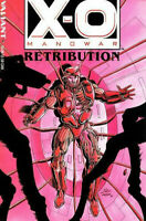 X-0 Manowar Retribution TPB Valiant Comics Trade Paperback NM
