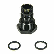 New 1/2-28 to 3/4-16, 13/16-16, 3/4NPT Automotive Threaded Oil Filter Adapter US