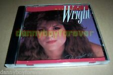 Michelle Wright NM 1988 Cinram Canada CD Do Right By Me Savannah Label