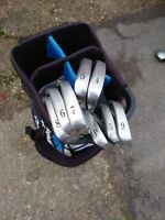 Titleist DCI 822 OS Irons 4 to SW