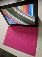 "Microsoft Surface RT 32GB Dark Titanium 10.6"" NVIDIA Tegra 3 & Keyboard &Charger"