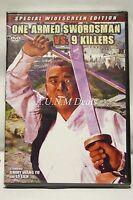 one armed swordsman vs 9 killers ntsc import dvd English subtitle