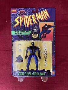 Toy Biz Spider-Sense Spider-Man Animated Series Action Figure 1995