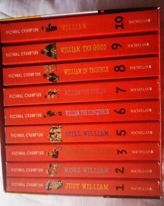 Just William box set 10 books