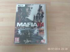 mafia 3 includes family kickback & crookz limited special edition NEW&SEALED