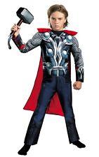 Thor Avengers Kids Costume-Large ( Size 10-12 )