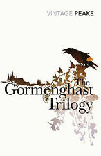 The Gormenghast Trilogy, Vintage Peake - LIKE NEW - FREE DELIVERY