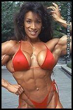 Female Bodybuilders Masino & Baker RM-144 DVD