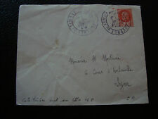 FRANCE - enveloppe 1er jour 19/4/1942 (journee du timbre lyon) (cy54) french