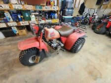 1984 honda 200Es atc big red Three wheeler 3 Wheeler