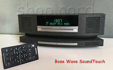 Bose Wave Music System III Soundtouch und DAB in anthrazit, NEUWERTIG