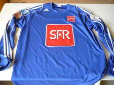 maillot de foot coupe de France Adidas bleu SFR Pitch  XL