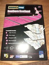 Memory map Southern Scotland