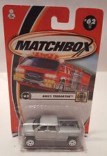 GMC Terradyne #62 Matchbox