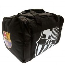 Fc Barcelona Football School Kids Adults Training Holdall Gym Overnight Bag RT