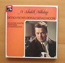 SLS 840 A Schubert Anthology Fischer-Dieskau Gerald Moore EMI 3xLP + insert NM
