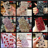 Jewelled Bling Crystal Full Rhinestone Diamond Soft TPU Back phone cover case A9