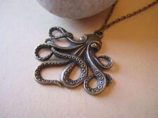 Modeschmuck-Halsketten & -Anhänger für Damen mit Tier- & Insekten Messing
