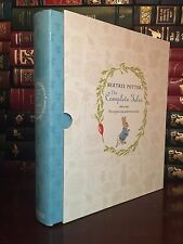 Beatrix Potter Complete Tales New Deluxe Slipcased Collectible Peter Rabbit
