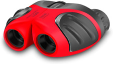 More details for jrd&bs winl compact shock proof kids binocular toys for 3-12 year old girls to