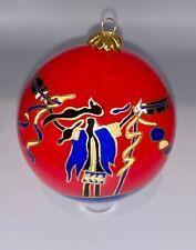 "Healing Angels Spirit Ornament D. Oman Oscardo 3 1/2"" Euc"