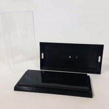 Simple Dust Proof Display Case Clear Storage Holder for 1/64 Model Car Toy Littl