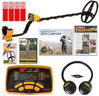 Garrett Ace 350 Metal Detector with Waterproof Search Coil + Free Headphones
